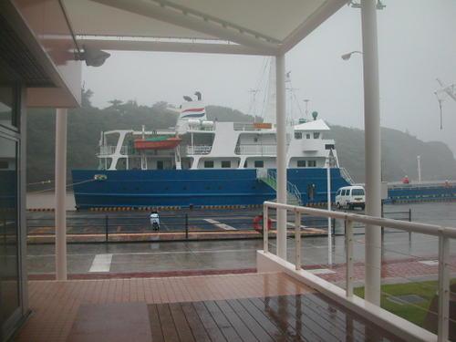 19-超雨の母島